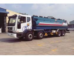 Xe bồn chở xăng dầu 21 khối Daewoo