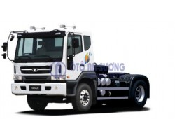 Xe đầu kéo Daewoo 340HP 1 cầu M2SEF