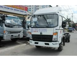 Xe tải Cửu long 6T Cabin Howo