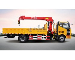 Cẩu Sany Palfinger 7 tấn SPS16000
