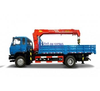 Xe tải gắn cẩu Sany Palfinger 8T