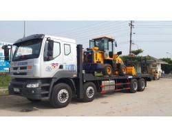 Xe chở xe Chenglong 4 chân