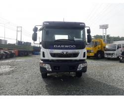 Xe tải Daewoo 3 chân 14t