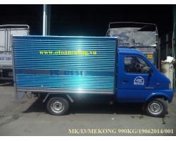 THÙNG MUI KÍN MEKONG PASO 990KG