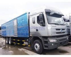 Xe tải Chenglong 15t thùng kín
