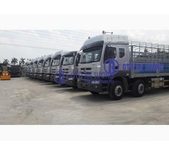 Xe tải Chenglong 17t9 thùng dài 9m6