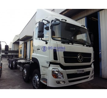 XE DONGFENG 5 CHÂN 340HP