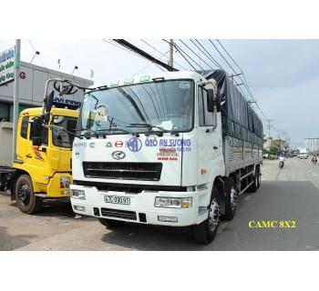 XE TẢI CAMC 4 CHÂN
