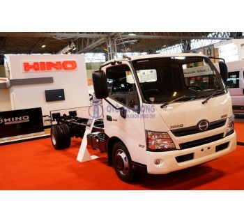 HINO 5.2T XZU730L 5M6