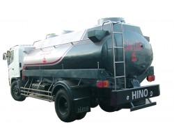 XE BỒN XĂNG DẦU HINO FC 8M3