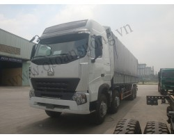 HOWO 15T6 8X4 375HP MB