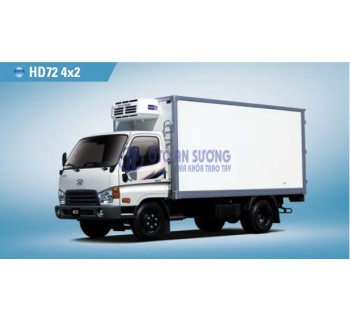 HYUNDAI HD72 3T5 ĐÔNG LẠNH NK