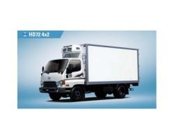 HYUNDAI HD72 3T5 THÙNG ĐÔNG LẠNH