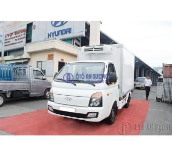 Xe tải Hyundai Porter H150 thùng đông lạnh
