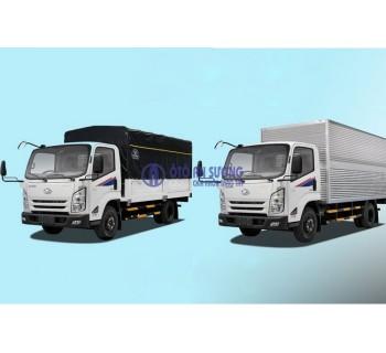 Xe tải Đô Thành 2t4 IZ65