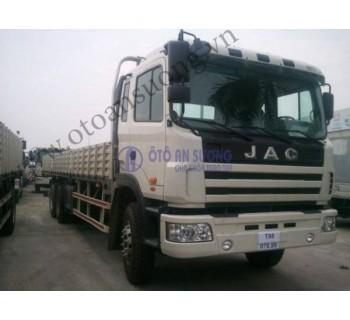 JAC 12T6 6X4  MÁY 260HP CA6DF2-26-MB