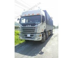 JAC 14T3 8X4 380HP WP10.380E32-MBB