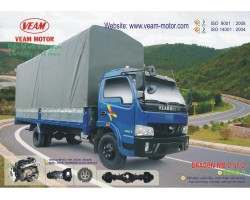 DRAGON 2.5T-2 MUI BẠT