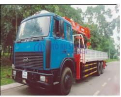 Xe cẩu VT1100