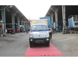 Xe tải thùng cánh dơi Dongben 770kg