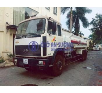 Xe bồn chở xăng dầu Veam VT1100