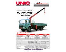 CẨU UNIC V630 6T