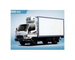 XE TẢI HYUNDAI ĐÔNG LẠNH 2T5 HD65