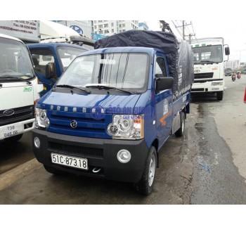 Xe tải Dongben 870kg gắn bửng nâng