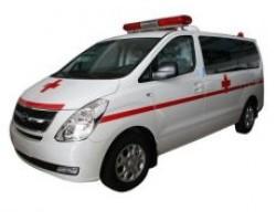 Xe cứu thương Hyundai Ambulance H1 2.4 MT