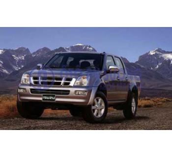 PICKUP BÁN TẢI ISUZU D-MAX LS MT - 4WD