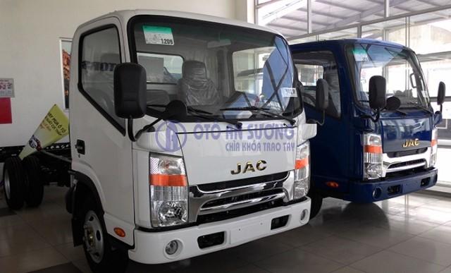 Bán xe Jac 1.9T chỉ cần trả trước 10 - 20% giao xe ngay.