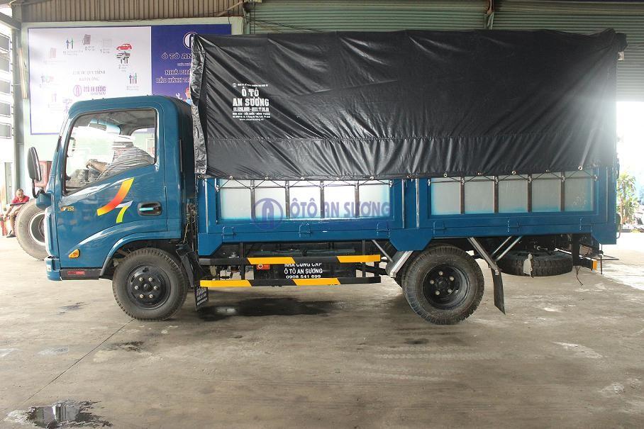 Xe tải Veam 2t5