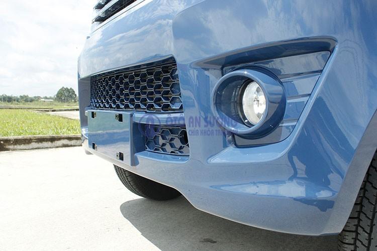 Hệ thống đèn xe tải Tera 100