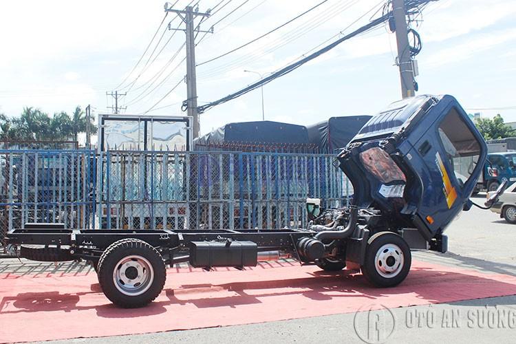 Khung gầm xe tải Tera 240L
