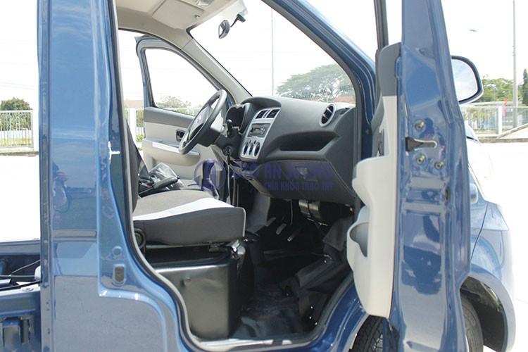 Nội thất xe tải Tera 100